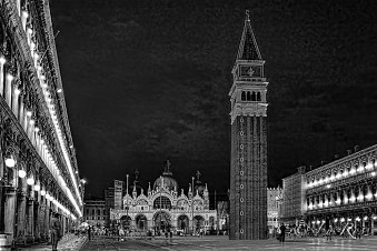Piazza San Marco, Italy