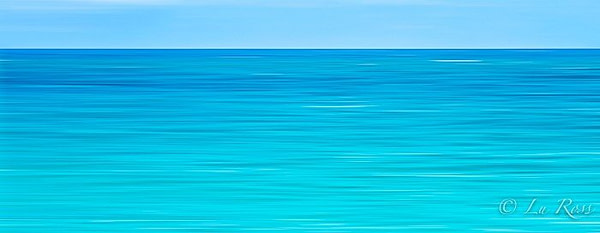 Ocean in Kauai